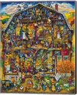 The Antique Barn Fine-Art Print