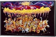 Velvet Carousel Fine-Art Print