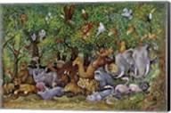 Noah And Friends (Part 2) Fine-Art Print