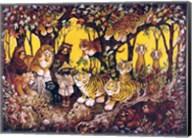 Noah - Lions-Tigers-Bears Fine-Art Print