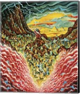 Parting The Red Sea Fine-Art Print