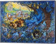 In Search Of The Blue Dragon Fine-Art Print