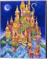 The Dragons Castle Fine-Art Print