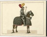 Knights in Armour III Fine-Art Print