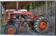 farmall tractor Fine-Art Print