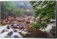 Around The Boulders Fine-Art Print