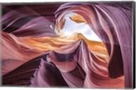 Antelope Canyon 2 Color Fine-Art Print