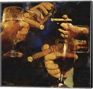 Party Cigar Fine-Art Print