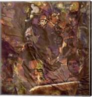 Tobacco 1 Smokerson Leaves Fine-Art Print