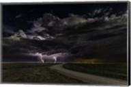 Prairie Lightning Fine-Art Print