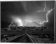 On the Road With the Thunder Gods Fine-Art Print