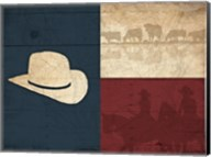 Texas Hat Fine-Art Print