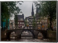 Amsterdam Bridge Fine-Art Print