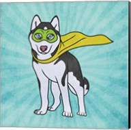 Husky Power Fine-Art Print