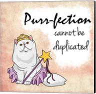 Miss Purrfection Fine-Art Print
