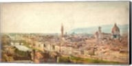 Florence View Fine-Art Print