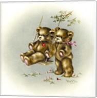 Teddy Bear's Picnic  II Fine-Art Print