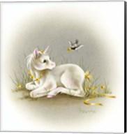 Baby Unicorn Fine-Art Print