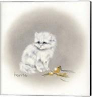 White Kitty (Ornament) Fine-Art Print