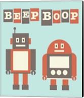 Robots Fine-Art Print