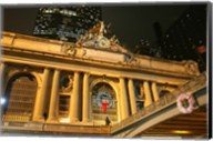Grand Central Station Christmas Fine-Art Print