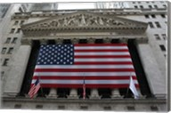 New York Stock Exchange Fine-Art Print