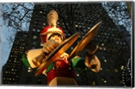 Rockefeller Center Toy Soldier With Cymbals Fine-Art Print