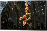 Rockefeller Center Toy Soldier Fine-Art Print