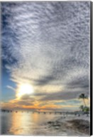 Key West Pier Sunset Vertical Fine-Art Print