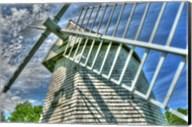 Windmill Fine-Art Print
