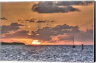 Key West Sunrise II Fine-Art Print