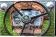 Tractor Seat 1 Fine-Art Print