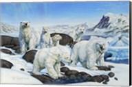 Polar Bears Fine-Art Print