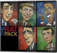 Rat Pack Fine-Art Print