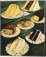 Cake Slices Fine-Art Print