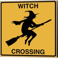 Witch Crossing Fine-Art Print