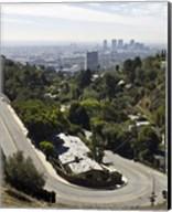 Overlooking LA Fine-Art Print