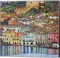 Malcena at the Gardasee, 1907 Fine-Art Print