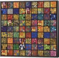 Klimt Squares Fine-Art Print