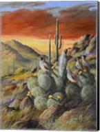 Desert Refuge Fine-Art Print