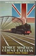 Orient Express Fine-Art Print
