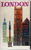 London Big Ben Fine-Art Print