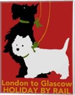 London to Glascow 2 Fine-Art Print