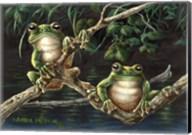 Frogs Fine-Art Print