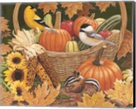 Harvest Basket Fine-Art Print