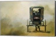 Amish Wagon Fine-Art Print