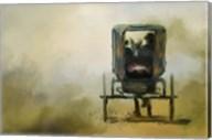 Amish Wagon Fine-Art Print