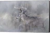 Meeting Winter Head On Fine-Art Print
