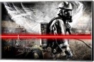 Send Me Firefighter 1 Fine-Art Print