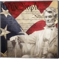 Lincoln Fine-Art Print